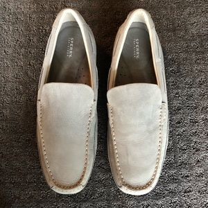 Sperry Topsider Suede Loafers